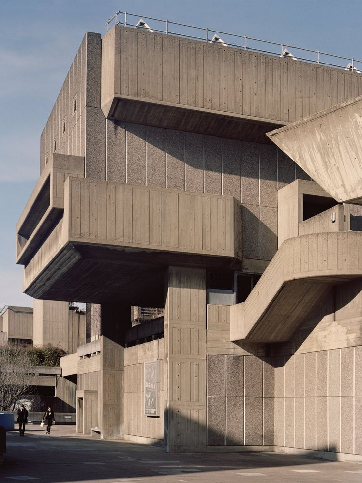 Utopia now: the heritage of London's brutalist architecture – in pictures