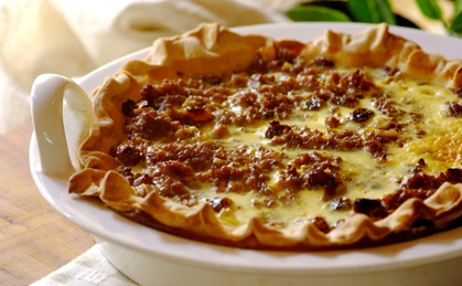 Bobotie Quiche recipe - South African Food