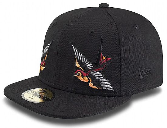 NEW ERA「Swallows」59Fifty Fitted Baseball Cap