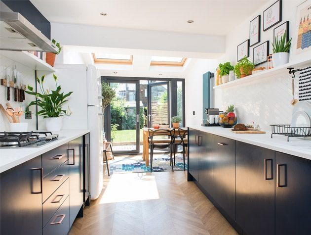 Elegant And Luxurious Victorian Terraced Elegant Victorian Terraced House Kitchen Ideas Kitchen Ideas Victorian Terrace Kitchen Design Kitchen Remodel Layout