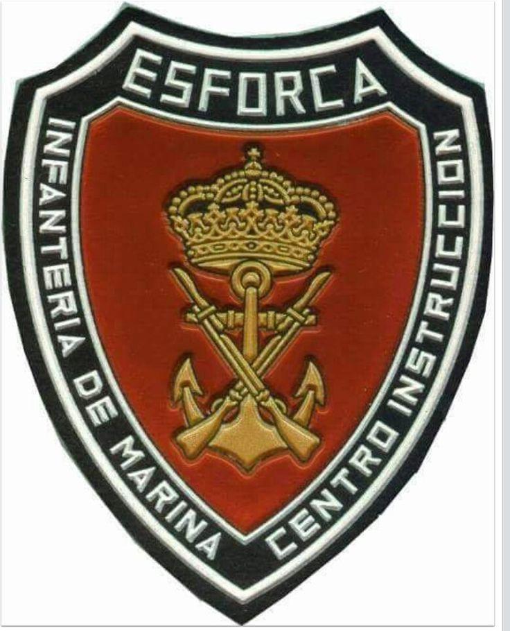 Infanteria de Marina. ESFORCA.Escuela de formacion de cabos.