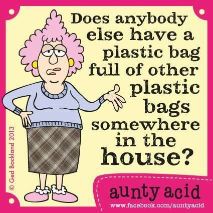OMG!  YES!!  You are not alone!!    I even have a plate bag dryer thingy so I can KEep sending them back to the MOTHER BaG.