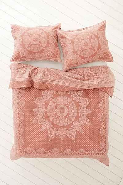 Magical Thinking Bandhani Duvet Cover - Urban Outfitters heeft echt zuulke mooie dekbedden!