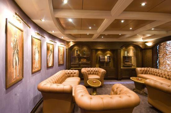 #MSCOrchestra #Cigar Room La Cubana