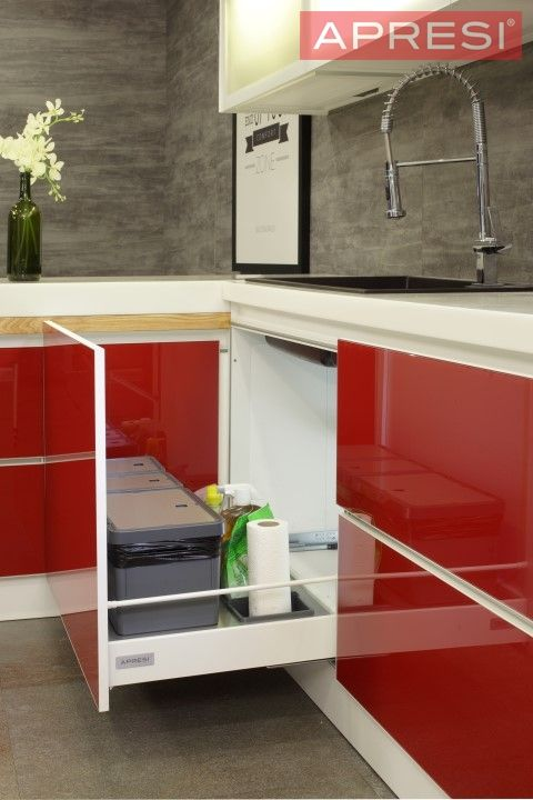 Designing a new #kitchen or remodelling your existing kitchen space is an exciting project, however it can be quite a feat as well, especially when you are trying to maximise the space in your kitchen. http://www.apresi.com.my/