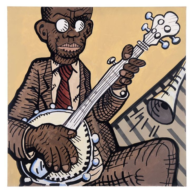 "Art ""Banjo Man"""