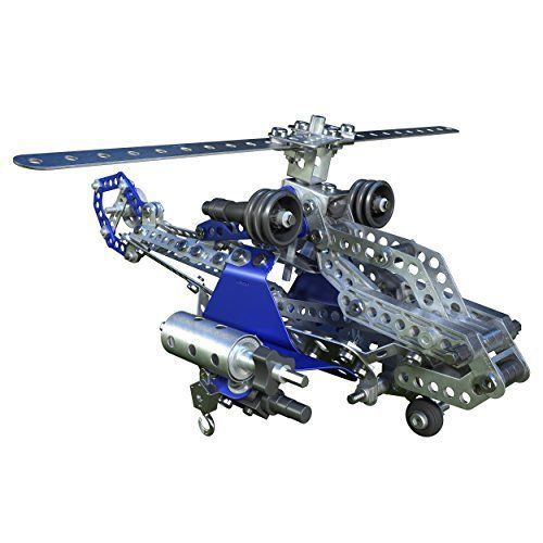 Copter Construction Education Toy For Kids Model Building Set Christmas Gift NEW #BuildingSet