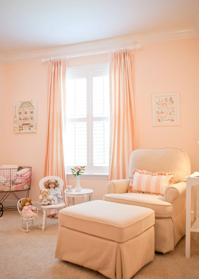 Best 25 Babies Rooms Ideas On Pinterest: Best 25+ Peach Nursery Ideas On Pinterest