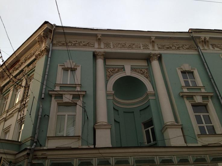 Moscow Colour Scheme