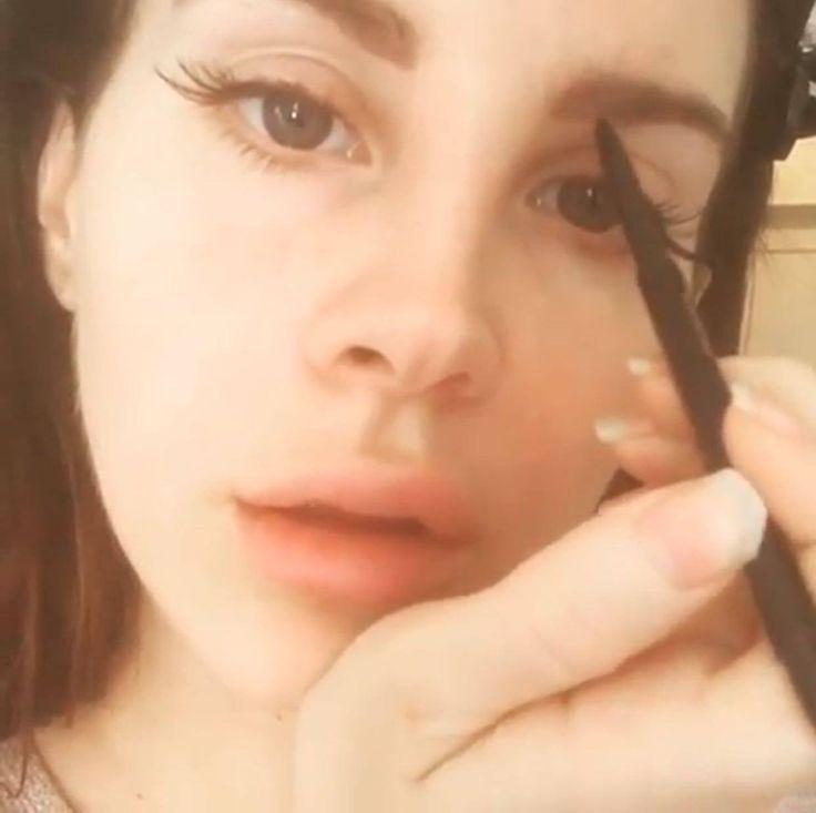 lana del rey makeup how to - photo #8