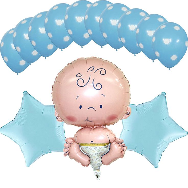 753 Best Baby Shower Images On Pinterest Foil Balloons Baby