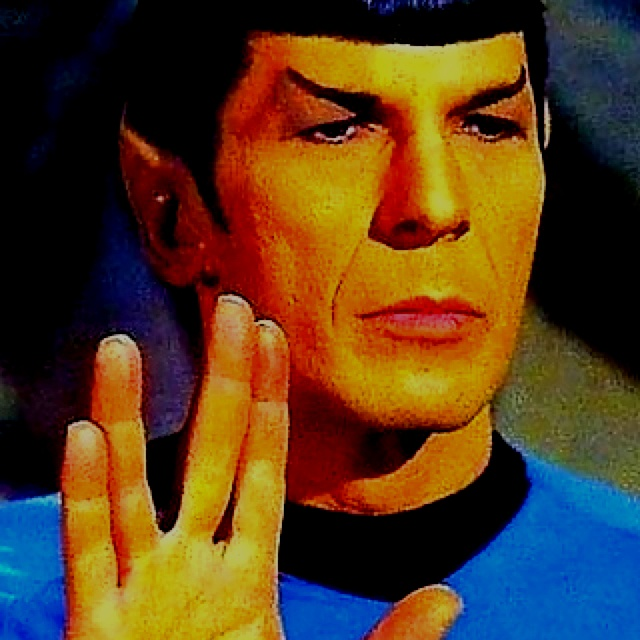 Spock Quotes Live Long And Prosper: 14 Best Live Long And Prosper! Images On Pinterest