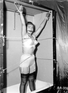 Vintage bdsm scene f and 2m ir - 4 6