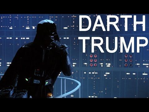 'Darth Trump' and the 10 funniest 'Star Wars' Internet parodies