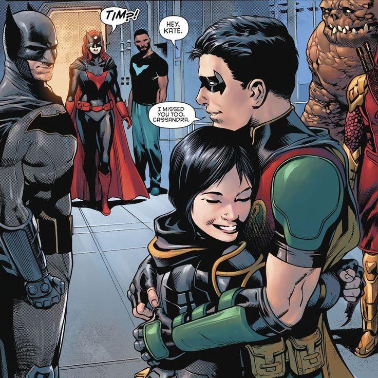 11/08/17  10:52p  DC Tim Drake aka Red Robin in Detective Comics # 967 instagram.com