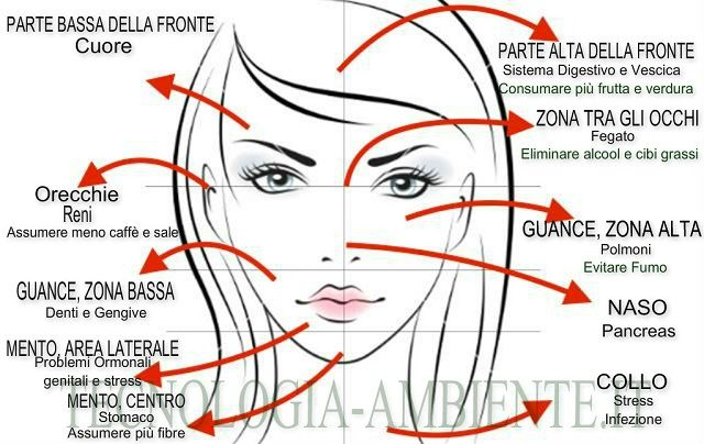 Il volto è in grado di fornire dei segnali non verbali sul benessere; lo stato della pelle, ad esempio, rivela molto di quello che ...
