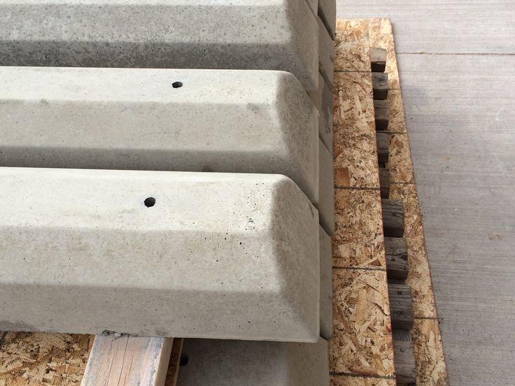 Parking Curbs Made In Washington State http://www.nudriveways.com/precast-concrete-parking-curbs-wheel-stops