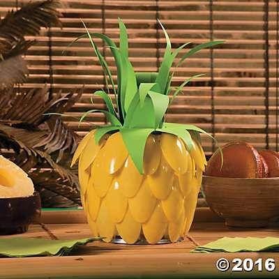 Pineapple Spoon Light Idea
