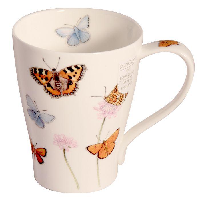 Кружка, 0,3 л, Бабочки (Бабочки и клевер)  1 490 руб