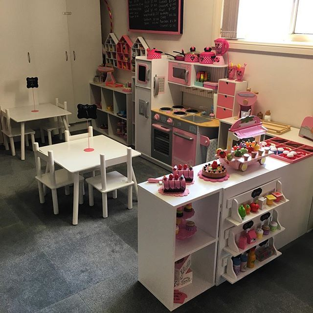 Kids cafe/ shop so many accessories from Kmart. They spend hours playing #kmartstyling #kmartaus #kmarthack