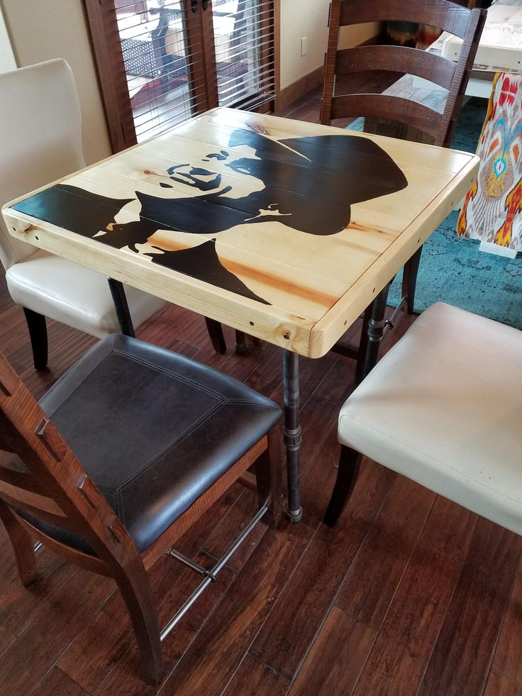 Sinatra table for a new restaurant. 3 more artists to go. How much should I charge for each? http://ift.tt/2o6ZFMs