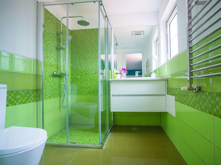 Green Bathroom - Casa de banho verde, Herbatic theme, Photo by Mariana Pedroso