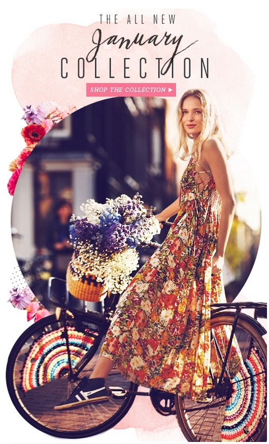 Free People #newsletter