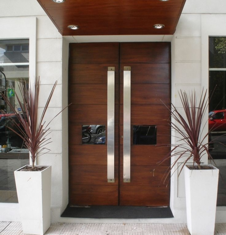 Timber Door - Nice design balanced with a timber ceiling & 67 best Doors images on Pinterest | Doors Home and Windows Pezcame.Com