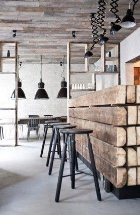 Höst Restaurant in Denmark by Norm Architects