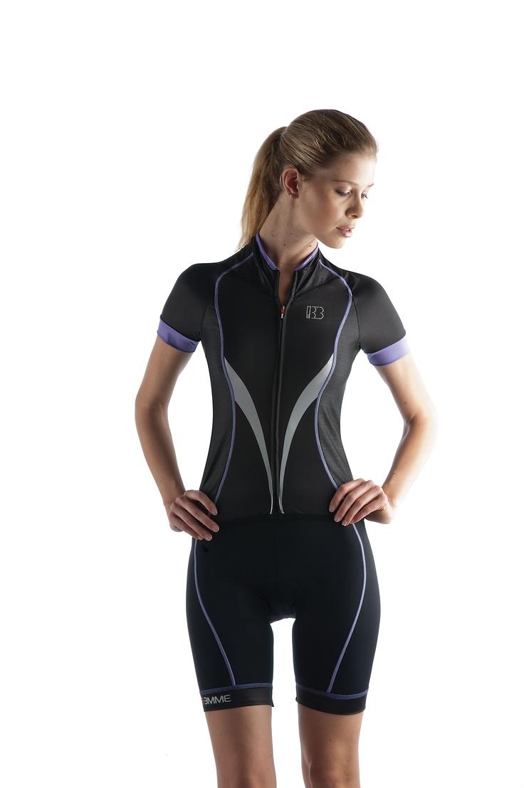 Biemme's PURE Ladies cycling / bike jersey & short