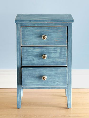 4 Fresh, New Looks For A Simple Nightstand. Cheap End TablesSide ...