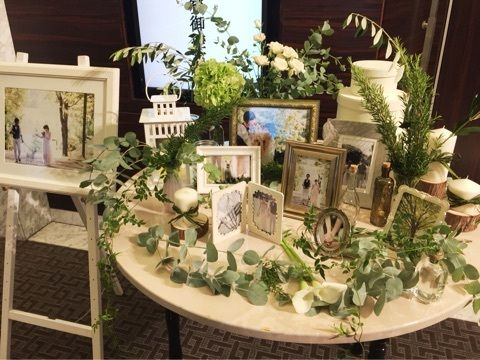 natural garden wedding の画像|Wedding &Party Designerの黒沢祐子