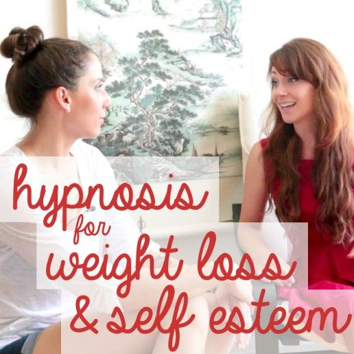 hypnotism for weight loss and self esteem