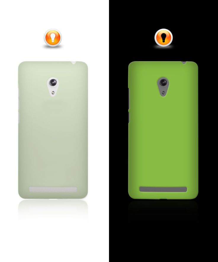 Fosforlu Telefon Kapağı (Asus Zenfon 6)