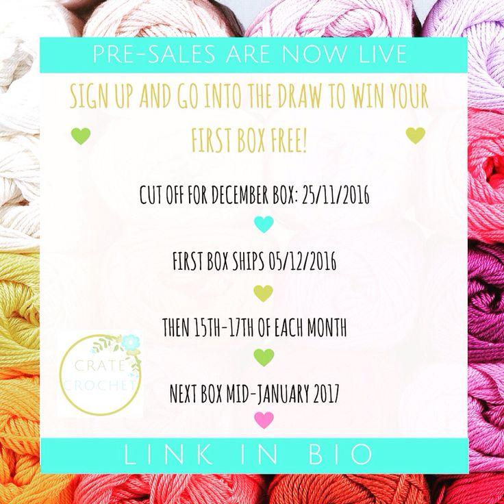 Your Monthly Box of Crochet Goodness! Delivered to you door - Australia wide. #crochet #crochetlove #crocheting #wool #knit #handmade #craft #crochetteatime #cratecrochet #subscription #crochetaddict #crochetersofinstagram #instacrochet #crochettherapy #art #artstagram #crochetart #photography #artsandcrafts #sewingproject #craftastherapy #crochetpattern #handmade #sydney #learntocrochet #subscriptionbox