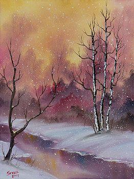 C Steele - Winter Enchantment