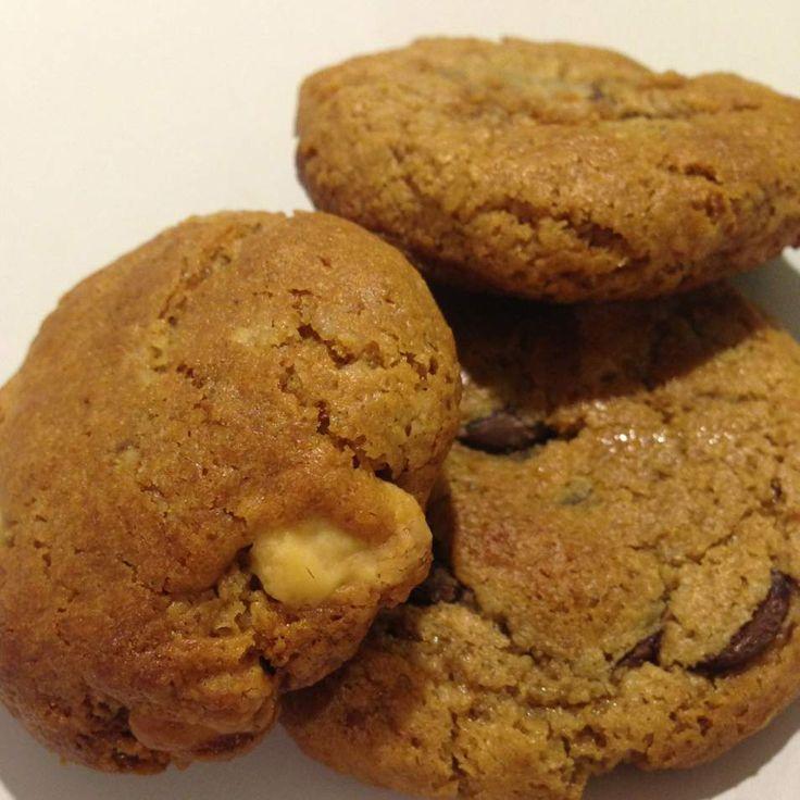 Recipe Gluten free walnut choc chip biscuits by 388gigi - Recipe of category Baking - sweet