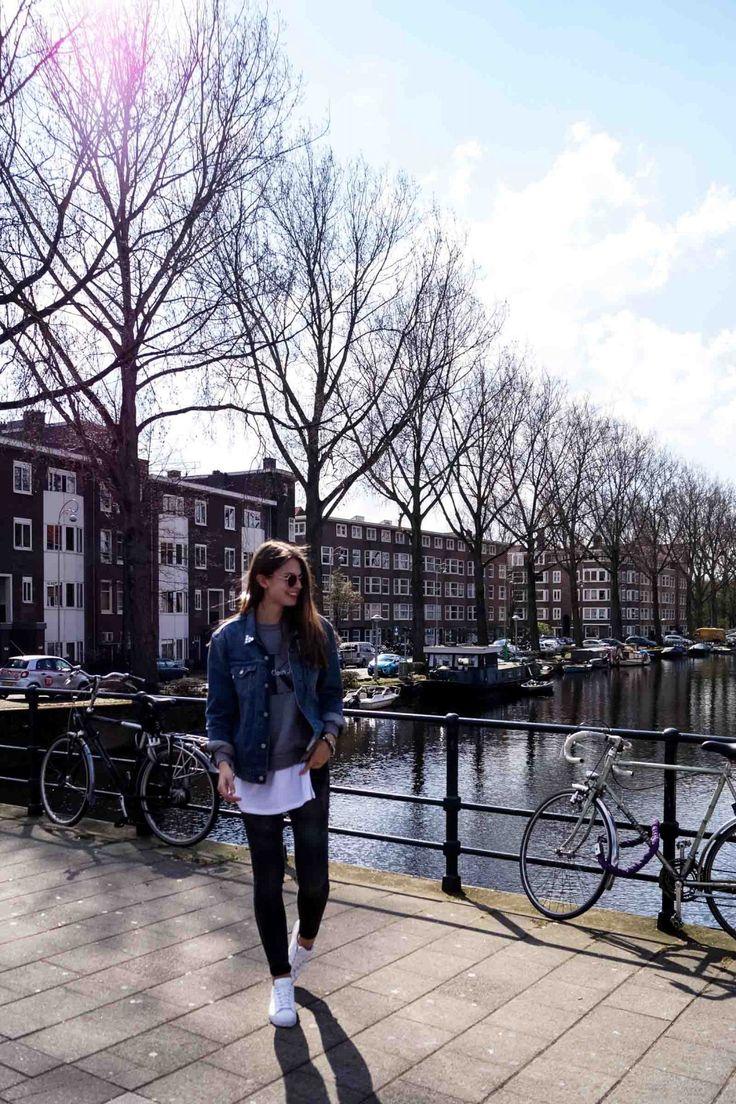 Amsterdam! Seid ihr schonmal da gewesen?