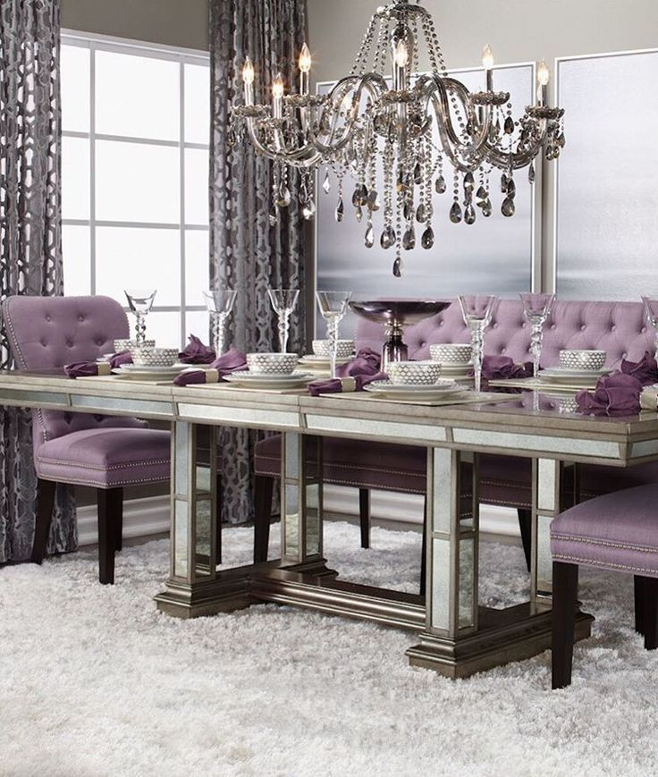Looking To Give Your Dining Room An Extra Dose Of Drama