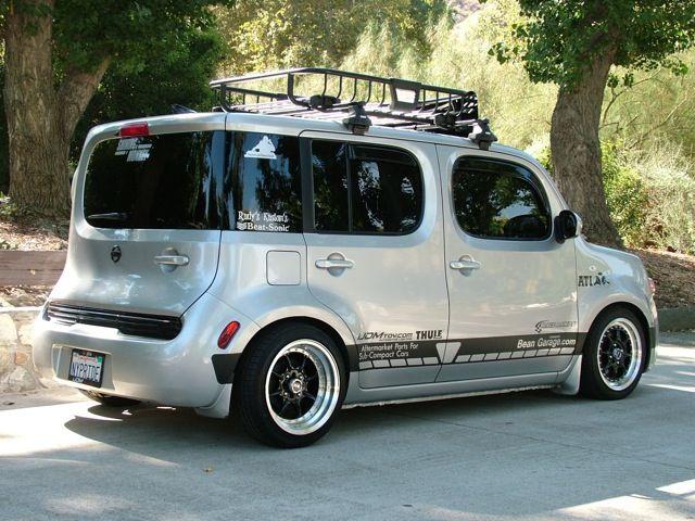SEMA 2012 - 2009 Nissan Cube