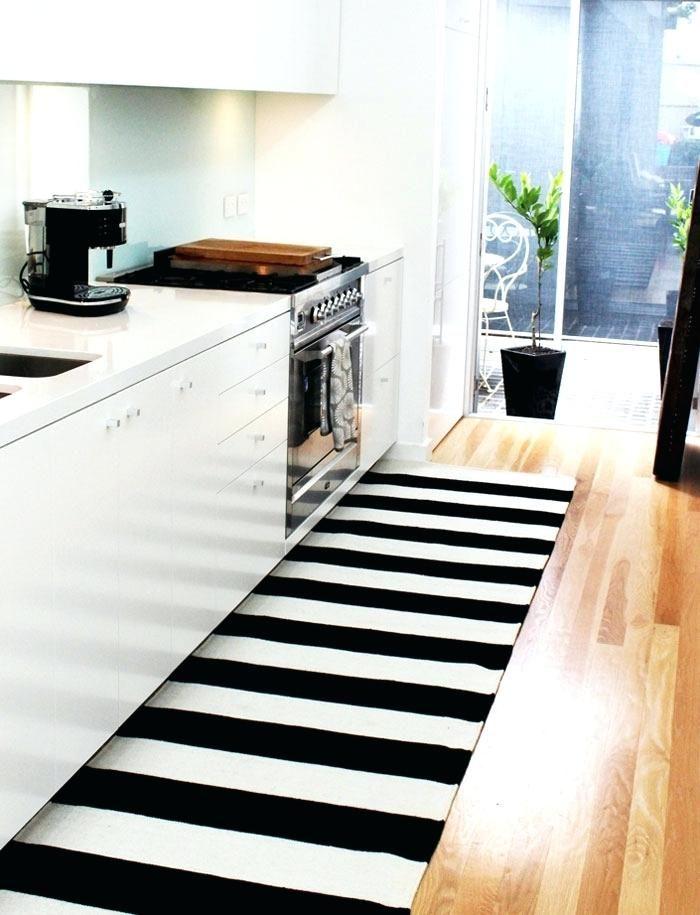 L Shaped Kitchen Rug White Kitchen Rugs White Kitchen Interior Design Kitchen Rug