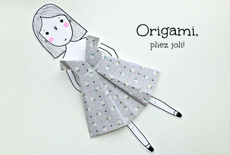 Origami: des idées inspirantes.
