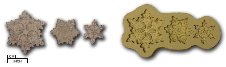 Snowflake Molds