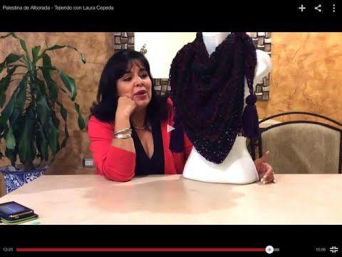 Palestina de Alborada - Tejiendo con Laura Cepeda