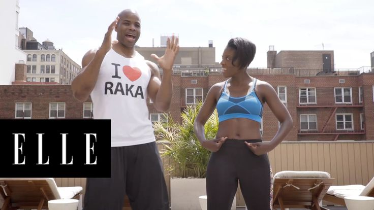 4 Workout Moves for an Hourglass Waist | Bikini Fit: Celebrity Trainer Ngo Okafor shows us us how to whittle your waist for bikini season.
