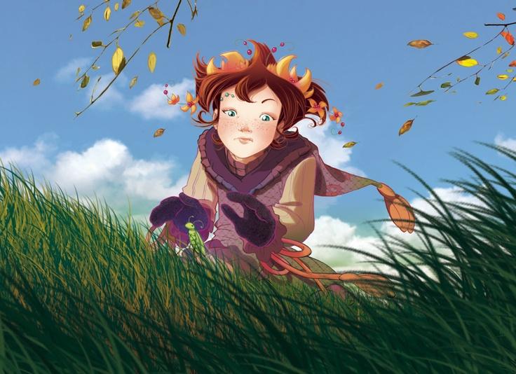 Fairy Oak-Lavender: Daughter of the Night