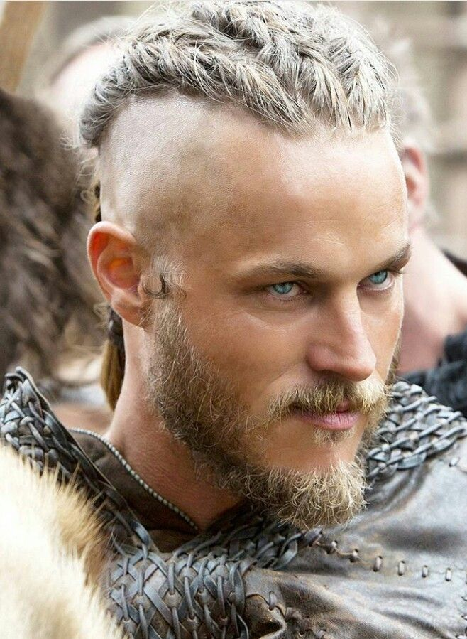Ragnar Lothbrok Viking Hair Ragnar Lothbrok Hair Vikings Travis Fimmel