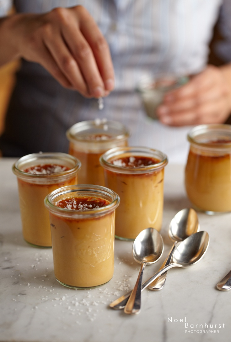 Butterscotch is my favorite! Butterscotch Pot De Creme                                                                                                                                                     More
