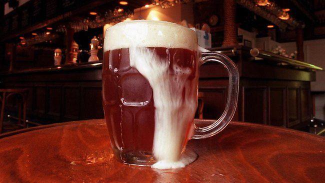Thank God : Beer Is The Secret To One Ultramarathoner's Progress