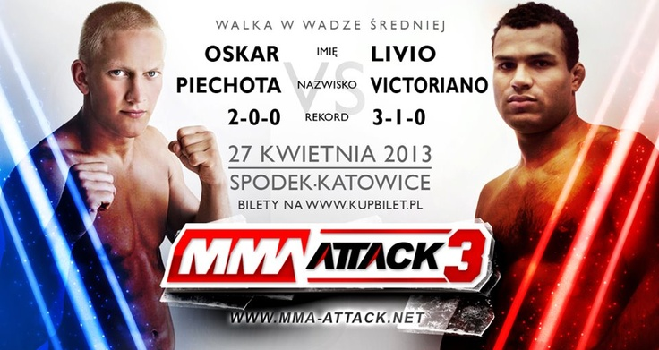 Livio Victoriano MMA Attack3 sponsor Bacha Sport  http://www.bachasport.pl/wiadomosci/267-bacha-sponsoruje-zawodnika-mma-livio-victoriano
